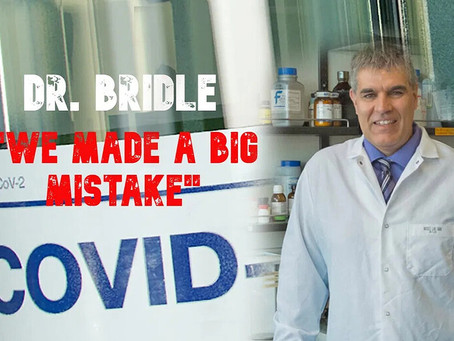 Viral Immunologist Dr. Byram Bridle issues science based Covid Vaccine alert (republished)