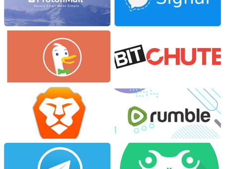 Eight Essential Social Apps: Privacy & Security Without Compromise