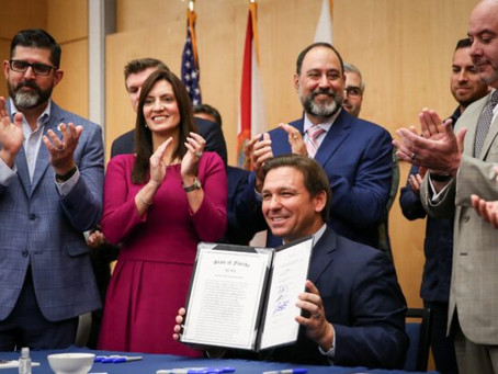 Governor Ron DeSantis Signs Bill to Stop the Censorship of Floridians by Big Tech