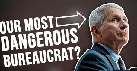 'Faucian Bargain' by Steve Deace  –  Finally a book that exposes the fraud Anthony Fauci