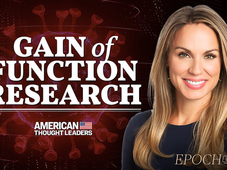 Dr. Nicole Saphier on Gain-of-Function Research, Fauci's Emails & the Politicization of Covid