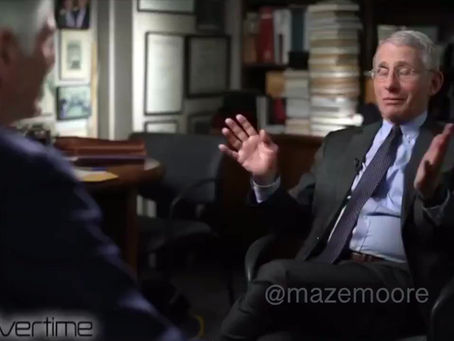 Two minutes of Clips & Fauci Flips