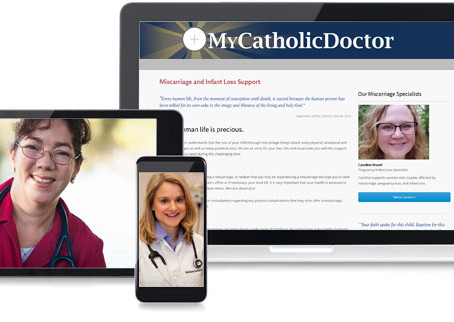 MyCatholicDoctor.com:  A US-based alternative for those seeking non-political health care