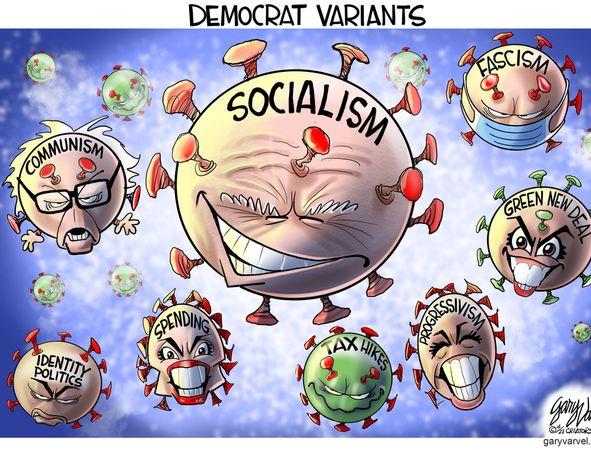 "Radical Political Variants & their ""Covid Disguise"""