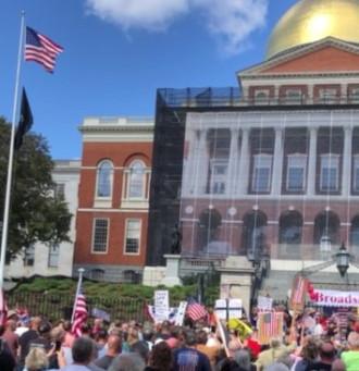 The Freedom Rally in Boston marks the beginning of something massive & something amazing