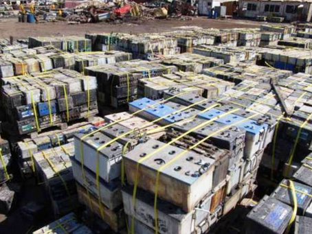 The real cost of Solar/Wind Power/Electric Batteries
