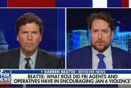 Tucker Carlson on the Hypocrisy of Justice, the DC Swamp & the Jan 6th 'Operation Entrapment'