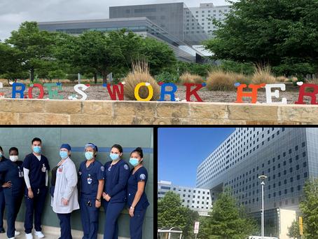 "Parkland Memorial Hospital: ""Heroes Work Here"""