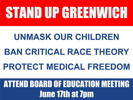 Greenwich Mom Jackie Homan: 1st Amendment Rights TRASHED by Greenwich School Board of Education