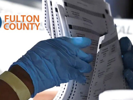 Fulton County & the 2020 Election: A case study in how to participate in the theft of a US Election