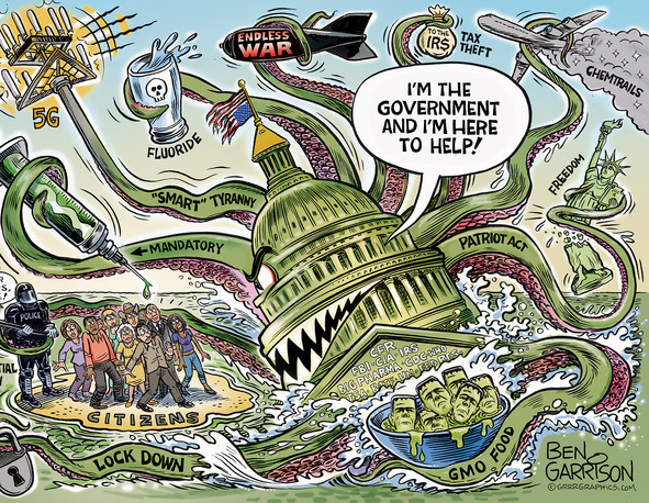 """The """"Arms"""" of Government Tyranny"""