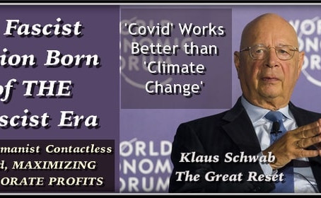 WEF Founder & Chairman Klaus Schwab is a 'New Hitler' on the Rise