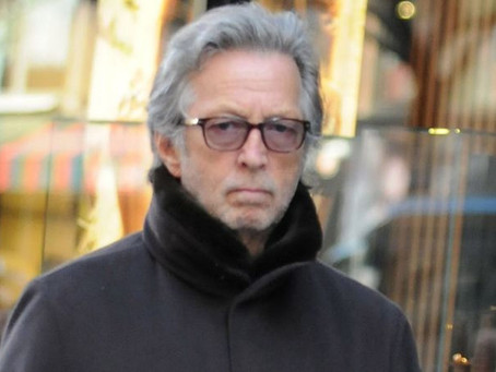 Eric Clapton delves deeply into the politics of Covid along with his own personal experience