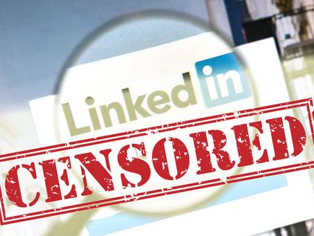 LinkedIn arbitrarily deletes account of mRNA vaccine inventor Dr. Robert Malone