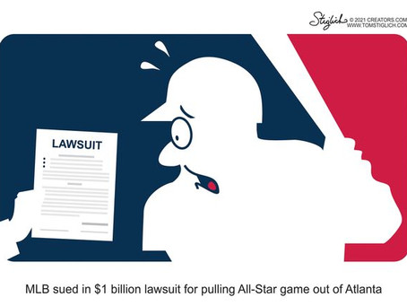 """High & Tight: The MLB deserves this """"High & Tight"""" Lawsuit"""