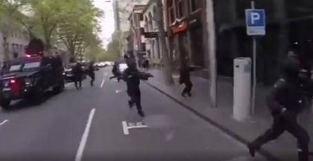 """Australian Politicians & Mercenaries """"in-Disguise as the Police"""" must be toppled"""