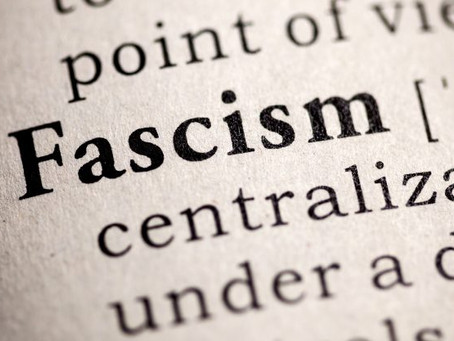 Naomi Wolf: We've Reached Step Ten of the 10 Steps to Fascism