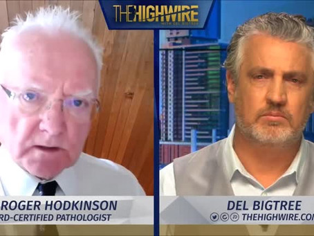 """Dr. Roger Hodkinson on Covid Vaccines: """"We're Playing with Fire"""""""