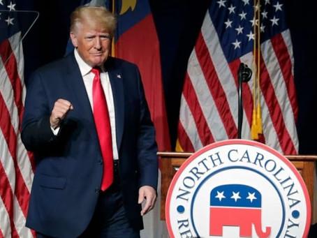 President Trump - June 5 North Carolina Speech (Video & Transcript)