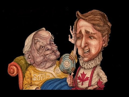 Canada's Prime Minister Trudeau is a failure and the international community knows it