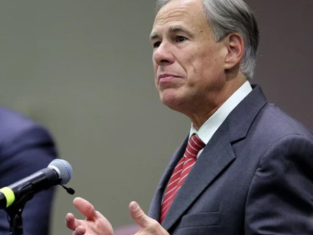 AP Alert: Texas Governor Greg Abbott orders a ban on all Covid-19 vaccine mandates in the state