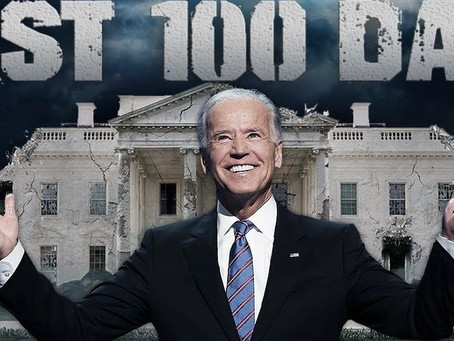 Biden's First 100 Days: The path to an American Socialist Economy