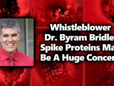 Viral Immunologist Dr. Byram Bridle issues science based Covid Vaccine alert