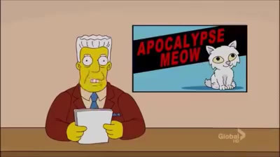 The Simpsons take on Mainstream Media's role in the Great Covid Public Health Hoax