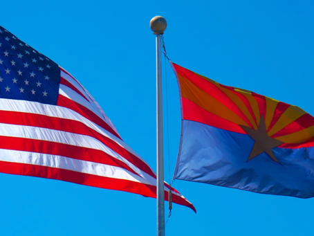 All eyes on Maricopa County Arizona    4:00PM EST