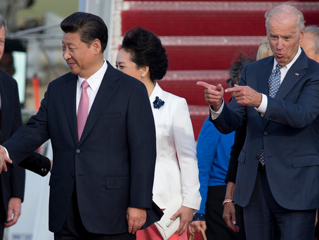 """Mike Pompeo: """"The Wuhan Lab is still open and Biden has done nothing to pressure China"""""""