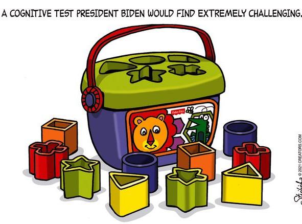 Joe Biden's greatest challenge yet