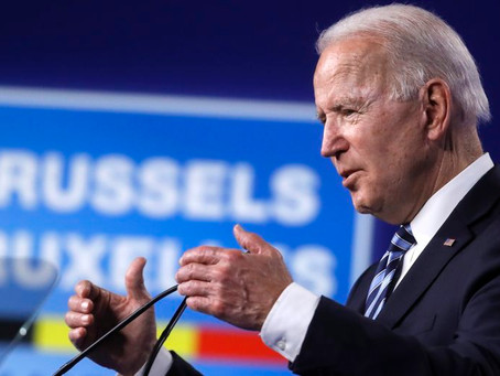 """Biden's false message to NATO: """"Republican Party is Vastly Diminished"""""""