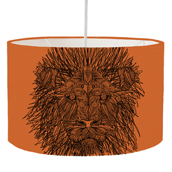 Lion Lampshade