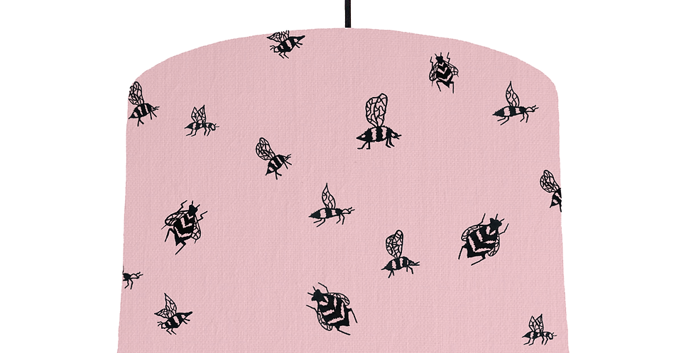 Bumble Bee - Pink Fabric