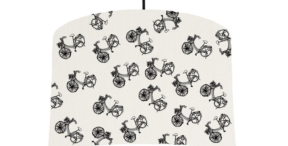 Bike - White & White