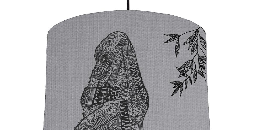 Gorilla - Light Grey Fabric
