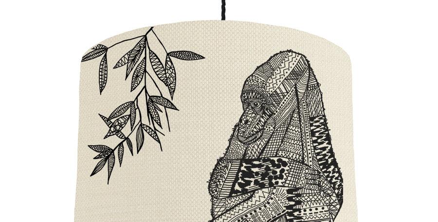 Gorilla - Natural & Ivory Lining