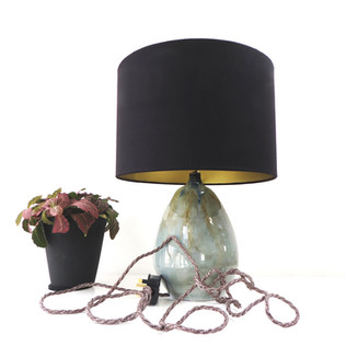 Lamp bases and lampshades, bymarie