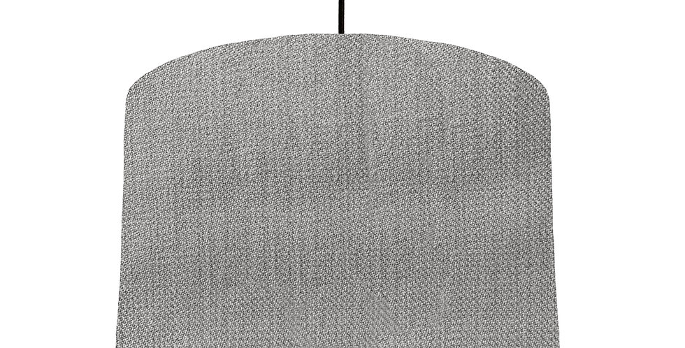 Linen Light Grey Lampshade