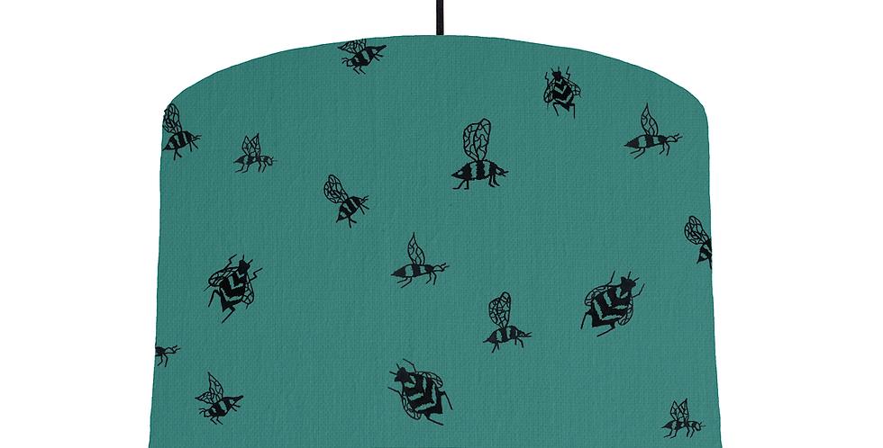 Bumble Bee - Jade Fabric
