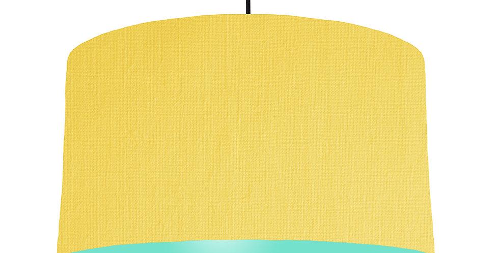 Lemon & Mint Lampshade - 50cm Wide