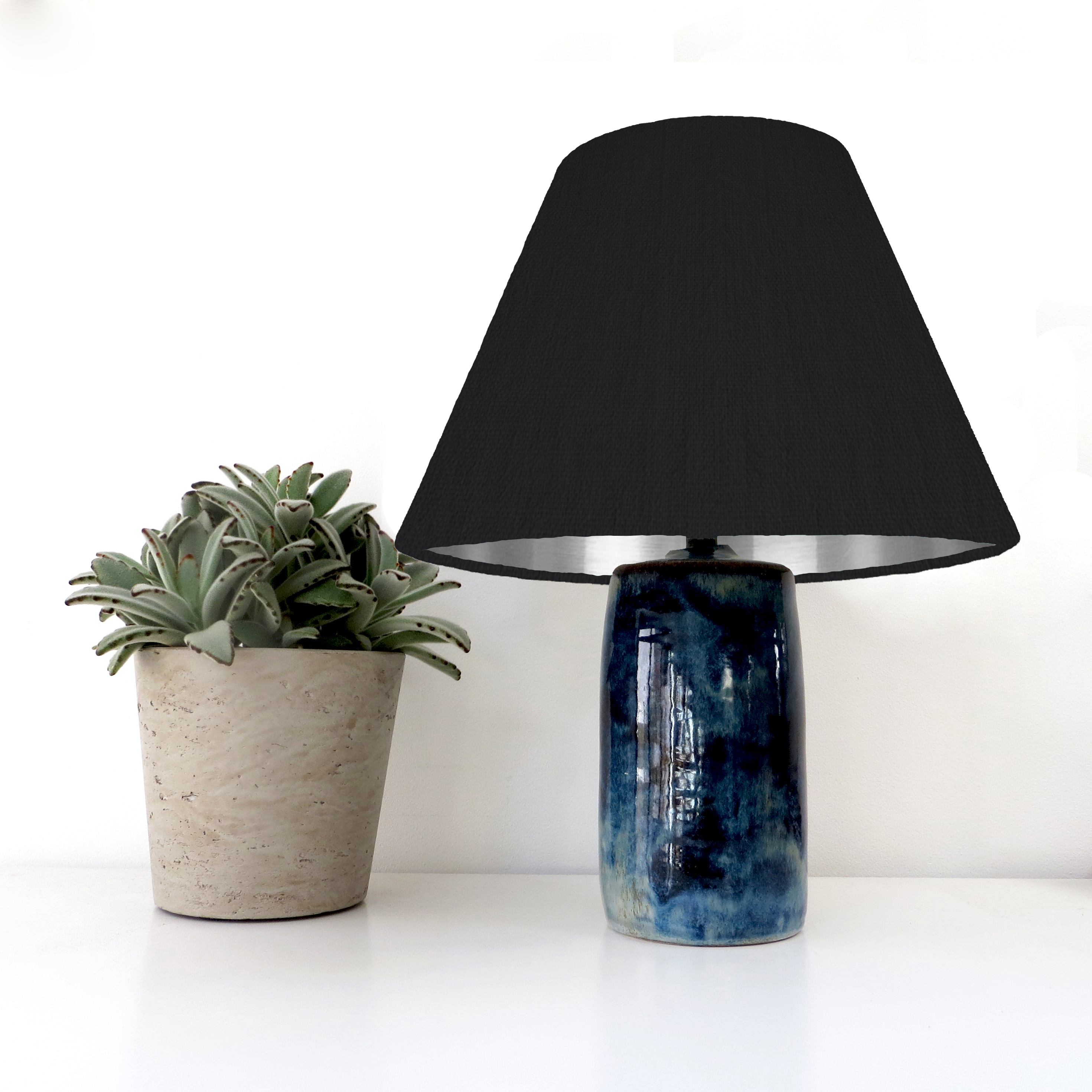 conical lampshade