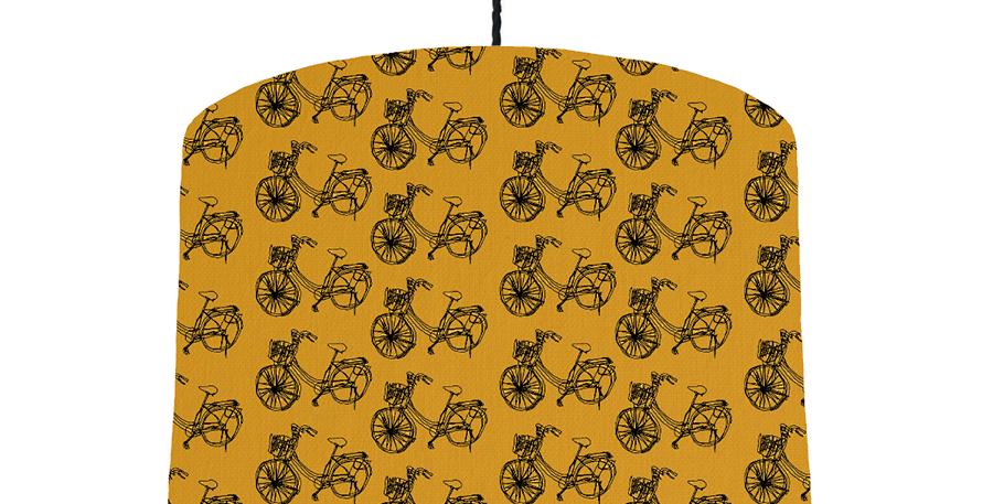 Bike - Mustard & Copper Mirror Lining