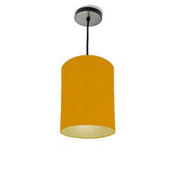 15cm mustard lampshade