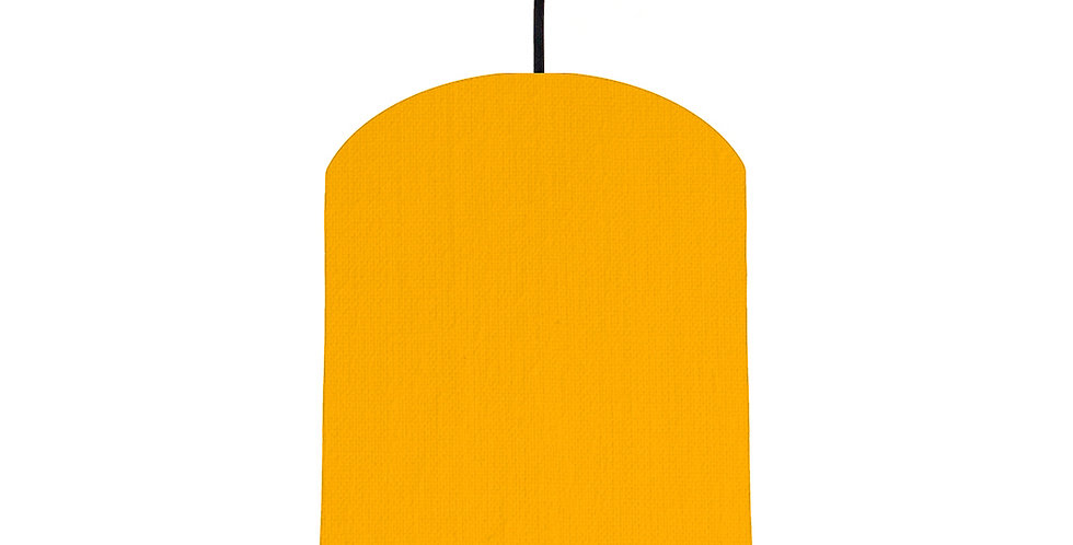Sunshine & Turquoise Lampshade - 20cm Wide