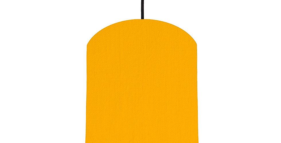 Sunshine & Poppy Red Lampshade - 20cm Wide