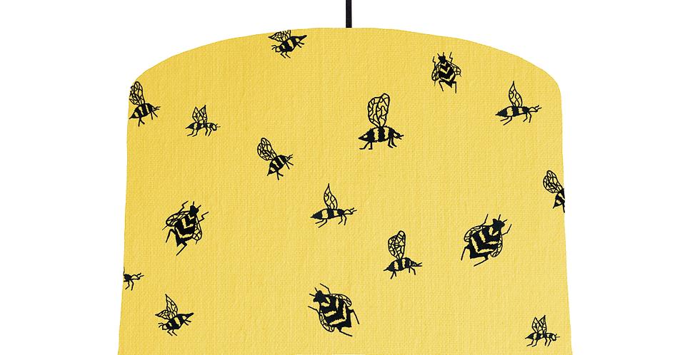 Bumble Bee - Lemon Fabric