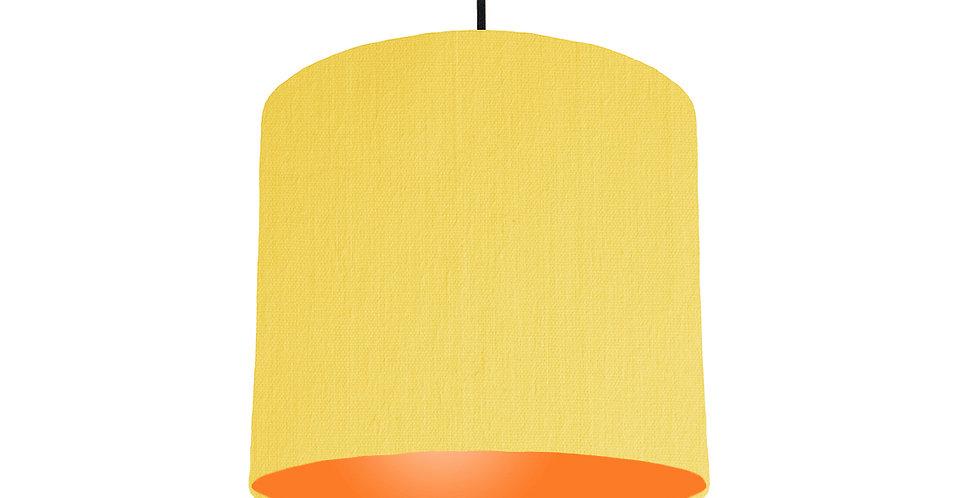 Lemon & Orange Lampshade - 25cm Wide
