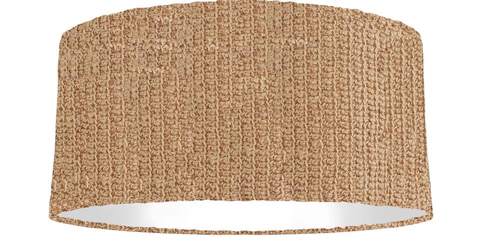 Twine Crochet Lampshade - 60cm wide