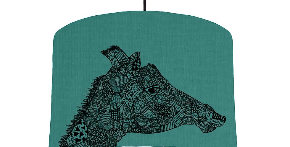 Giraffe - Jade Fabric